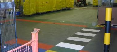 Ecotile-Nissan Parts Distribution Centre