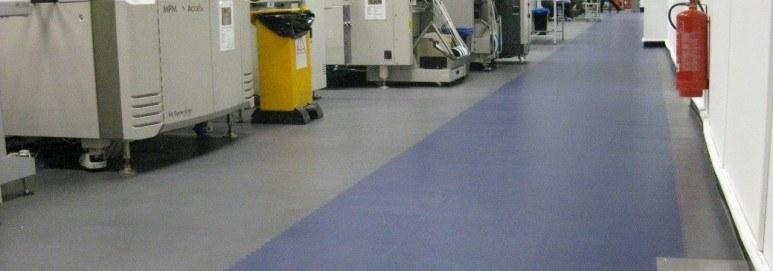 Brandneu Fotogalerie ESD-Boden – PVC-Boden und Bodenbeläge SD02